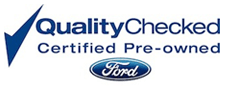 FORD Certified Vehicle