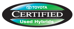 TOYOTA Certified Vehicle